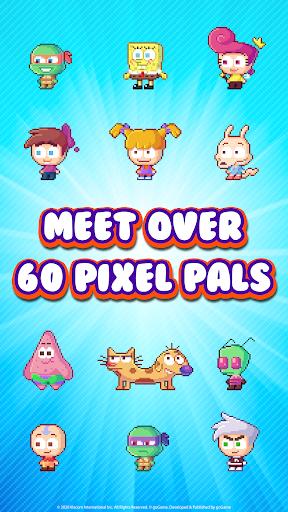 Nickelodeon Pixel Town 1.3.6 screenshots 1