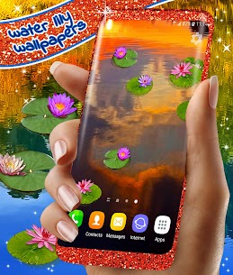 Water Lily Live Wallpaper 🌺 Flowers Wallpapers 5