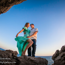 Wedding photographer Milena Moskvitina (magicmood). Photo of 03.09.2015