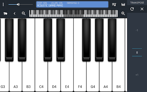 Cozyme Piano- screenshot thumbnail
