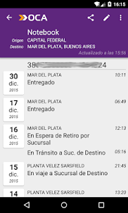 Envíos Argentina - náhled