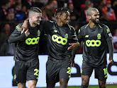 Maxime Lestienne et Samuel Bastien sont fit pour la rencontre contre Bruges