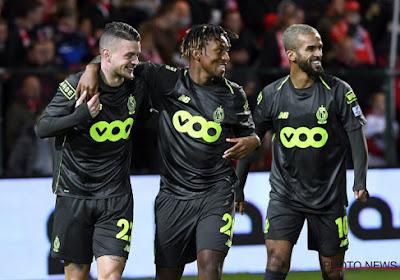 Bonne nouvelle au Standard : deux joueurs remis sur pied avant Bruges