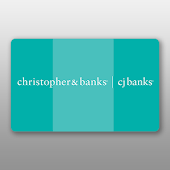 Christopher & Banks Card