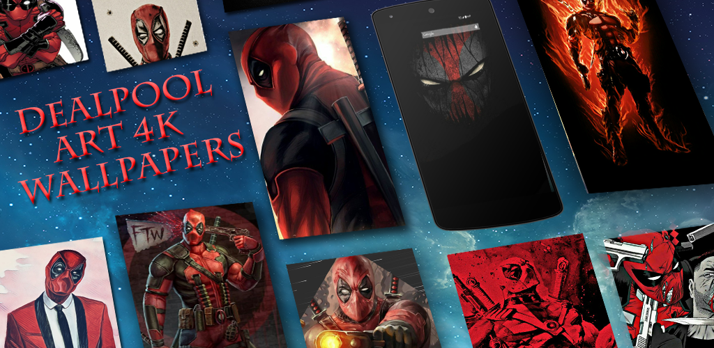 Deadpool Wallpapers HD 4K APK Download deadpool wallpaper