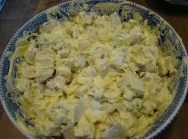 Sour-cream Potato Salad Recipe