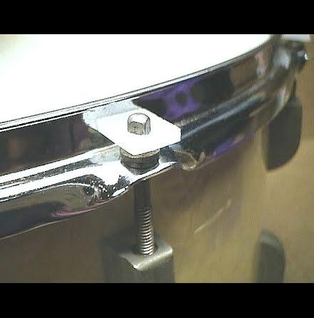 Lug Lock - Stämskruvslåsning