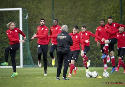 Le premier entraînement de Sa Pinto ouvert au public, le point sur les retours des joueurs