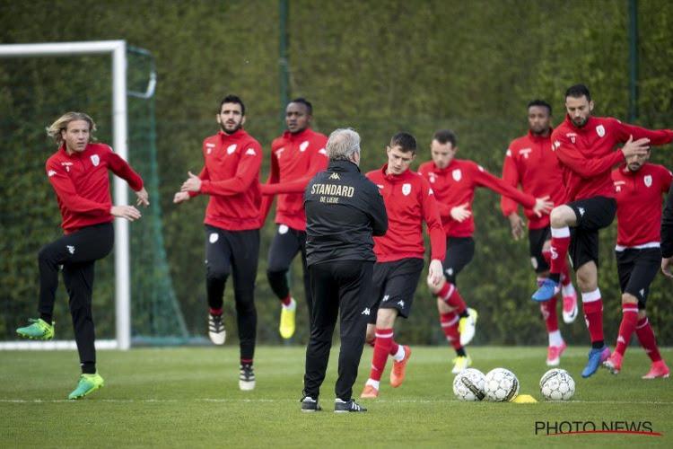 Standard : Heinze n'est pas encore la priorité, un coach de Pro League reste très désiré