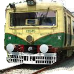 Kolkata Suburban Trains Icon