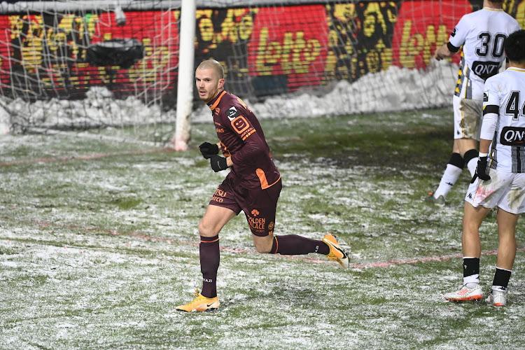 Charleroi refroidi sur sa pelouse, nouvelle victoire pour le Kavé