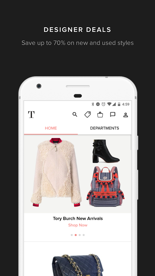 Tradesy: Buy and Sell Fashion- screenshot