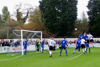 Photo: 30/10/10 v Chester (Northern Premier League Div 1 North) 1-2 - contributed by Gary Spooner