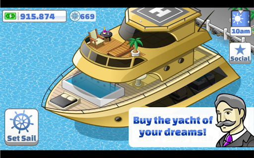 Nautical Life 2.01 screenshots 8