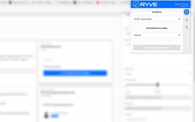 RYVE DevTools
