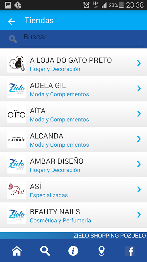 Zielo Shopping Pozuelo.- screenshot