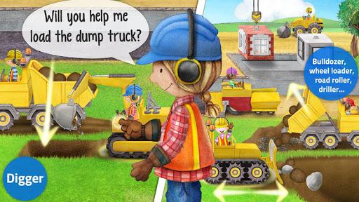 Tiny Builders: Crane, Digger, Bulldozer for Kids  screenshots 4