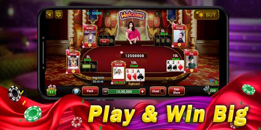 Universal Teen Patti - Indian Poker Game 1.10 screenshots 2