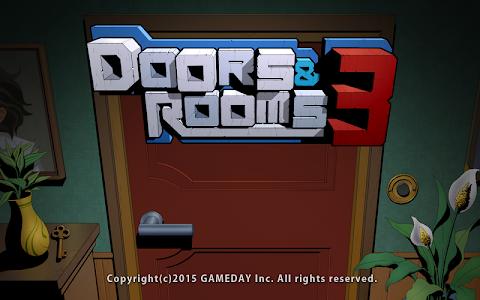 Doors&Rooms 3 v1.0.5 (Mod Money)