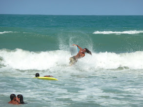 Photo: Buggy surfing, Natal, Brazil