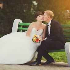 Wedding photographer Olesya Egorova (EgorovaOlesya). Photo of 31.08.2014