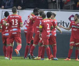 Fin de série pour le Standard, battu par la fougue d'Ostende (3-2)