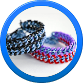 Bracelets with their hands