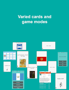 Memo Flash - fun flashcards- screenshot thumbnail