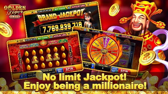 Golden Tiger Slots – Online Casino Game App Download For Android and iPhone 3