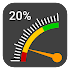 Gauge Battery Widget 2017 v5.0.8 [Pro]