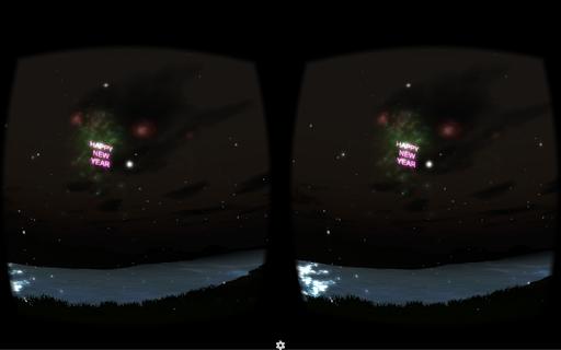 Anime Fireworks VR
