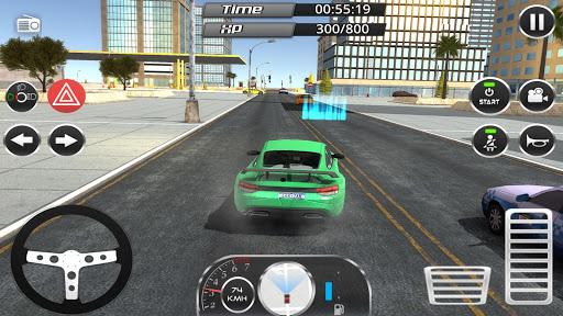 Télécharger Code Triche Driving School 3DX - Car Parking Driving Simulator MOD APK 2