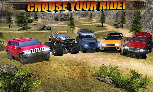 Offroad Driving Adventure 2016 Screenshot
