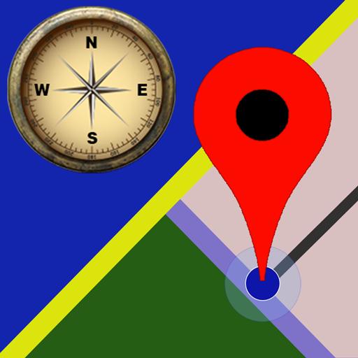 Maps - Compass GPS Navigation & Route Finder App