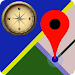 Gyro Compass - GPS Navigation & Route Finder App Icon