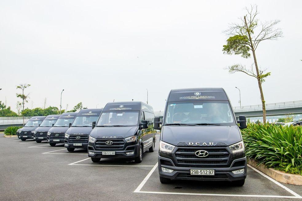 Xe Hoàng Phú Limousine từ Hà Nội đi Sapa