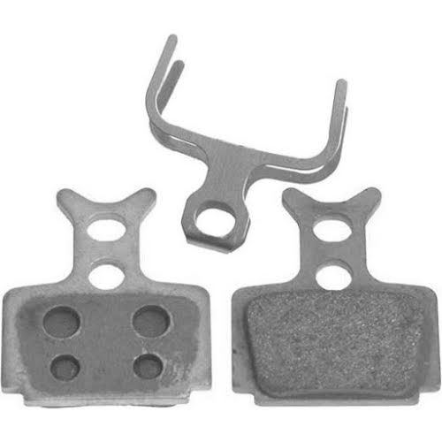 Formula Organic Disc Brake Pads with Alloy Back