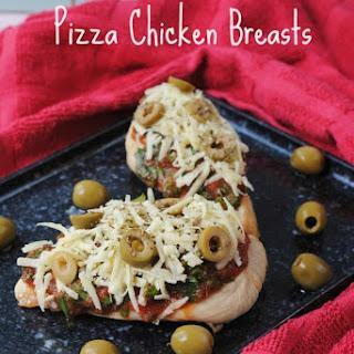 Chicken Breast Pizza Recipes
