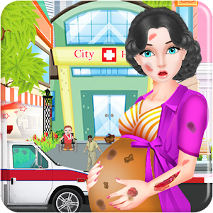 Pregnant Girl Emergency Doctor for PC and MAC