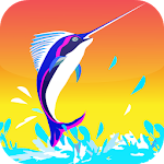 Jumping fish collection