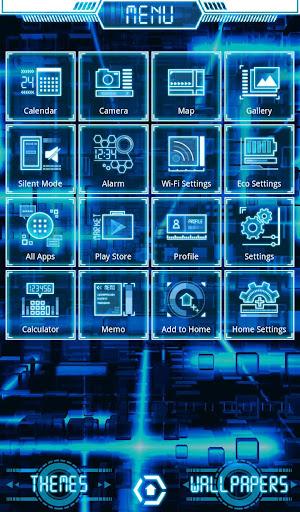 Cyber Screen wallpaper 1.0.0 Windows u7528 2