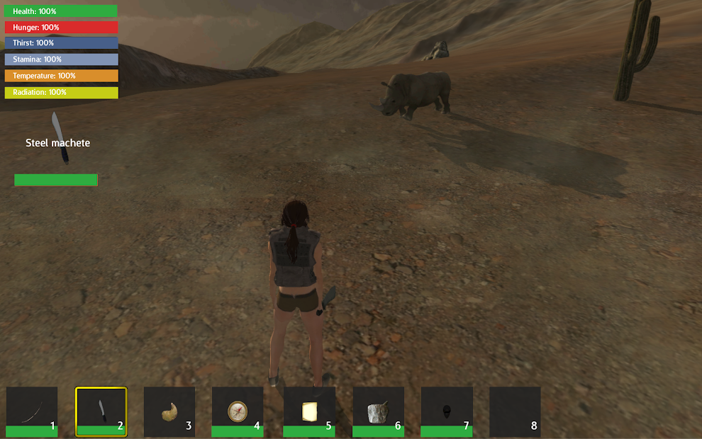 Thrive Island - Survival Throwback screenshot 6