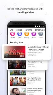Vidio – Nonton Video & TV Indonesia SCTV, Indosiar 6
