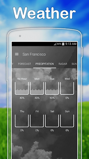 Weather live free,Weather service national,Radar screenshot 2