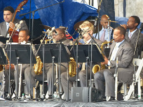 Photo: Jazz at Lincoln Center (JALC) Orchestra