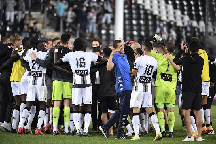 """Physiquement? Le Sporting de Charleroi sera prêt: """"Quatre jours, c'est largement suffisant"""""""