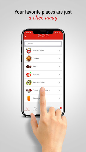Bitfood - Restaurant Finder and Food Delivery App screenshot