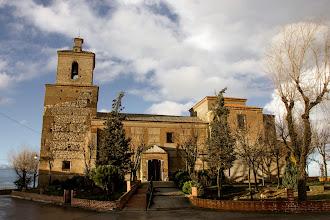 Photo: Iglesia parroquial de San Andrés.