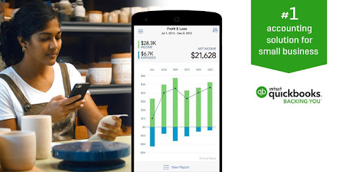Quickbooks Accounting Invoicing Expenses Apps On Google Play