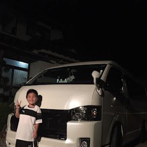 ハイエースワゴン TRH214W のカスタム事例画像 弘エースさんの2018年08月14日20:24の投稿